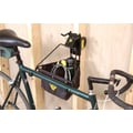 Cosco Products Bicycle and Accessory Storage Kit, FLIP CLIP YELLOW BLACK