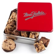 Mrs. Fields®6 Cookies and 6 Brownies Classic Tin