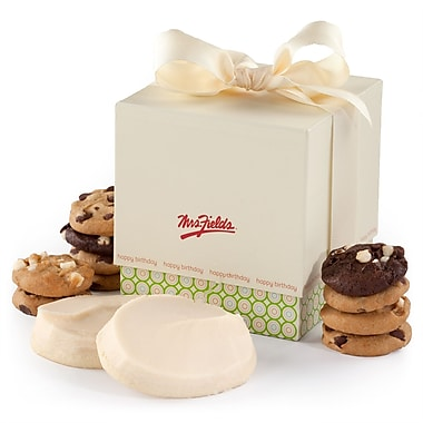 Mrs. Fields® Birthday Mini Ribbon Box
