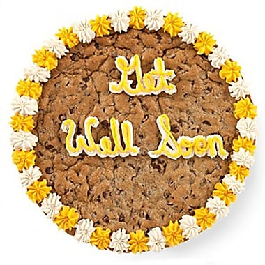 Mrs. Fields® Get Well Soon Cookie Cake