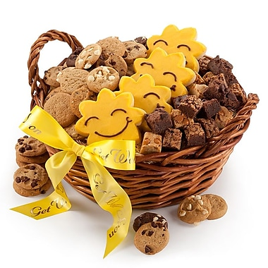 Mrs. Fields® Get Well Sunshine Basket