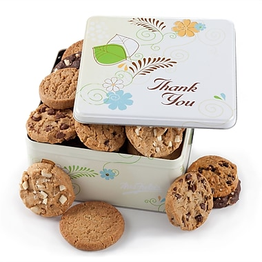 Mrs. Fields® 24 Cookies Thank You Tin