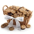 Mrs. Fields® 72 Nibblers® Sympathy Basket
