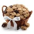 Mrs. Fields® 120 Nibblers® Sympathy Basket