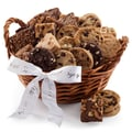 Mrs. Fields® 12 Cookies & 12 Brownies Sympathy Basket