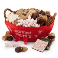 Mrs. Fields® Large Warmest Wishes Combo Basket