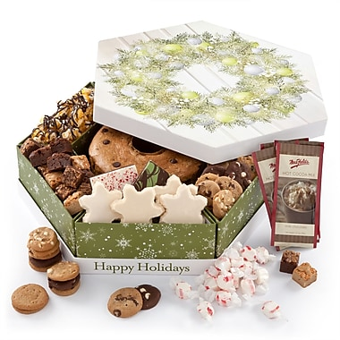 Mrs. Fields® Winter Wreath Box