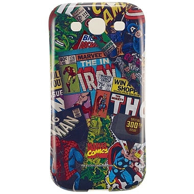 Anymode Marvel Comic Hard Case For Samsung Galaxy S3, Hero Mix 1