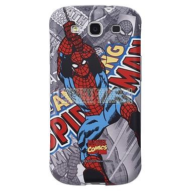 Anymode Marvel Comic Kickstand Hard Case For Samsung Galaxy S3, Spiderman