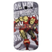 Anymode Marvel Comic Kickstand Hard Case For Samsung Galaxy S3, Iron Man