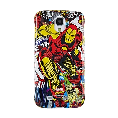 Anymode Marvel Comics Hard Case For Samsung Galaxy S4, Iron Man