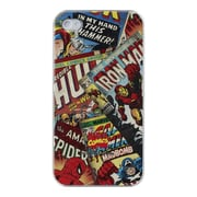 Anymode Marvel Comics Hard Case For iPhone 4S, Hero Mix 1