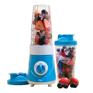 Maxi-Matic® Elite Personal Drink Mixers With 28 oz Two Travel Cups