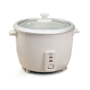 Maxi-Matic® 6-Cup Rice Cooker