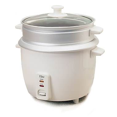 Maxi-Matic® 16 Cup Rice Cooker With Steam Tray
