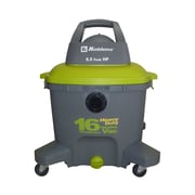 Koblenz® WD-16K Heavy Duty Wet/Dry Vacuum, Gray/Green