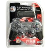Arsenal Gaming PS3 Wireless Controller, Black