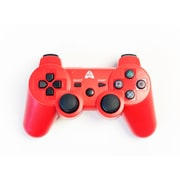 Arsenal Gaming PS3 Wireless Controller, Red