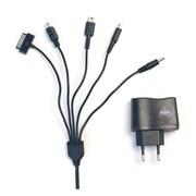 Arsenal Gaming AUB305 Universal Power Adapter, Black
