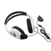 Arsenal Gaming XBox 360 Headset, White