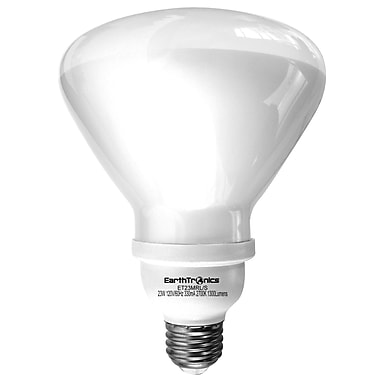 Earthbulb® 23 W 5000K R40 Floodlight Compact Florescent Bulb, Bright White