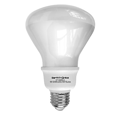 Earthbulb® 16 W 2700K R30 Floodlight Compact Florescent Bulb, Soft White