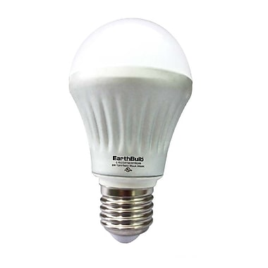 Earthbulb® 8 W ECO A19 LED Bulb, Warm White