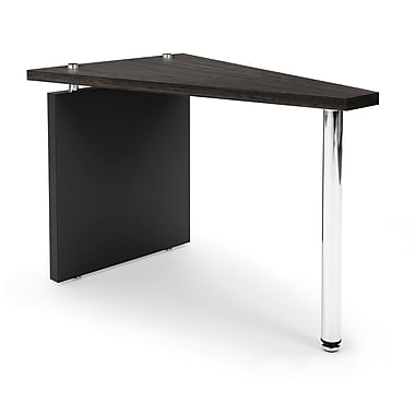 OFM™ Profile Series Laminated Wedge Tables With Steel Tube Legs