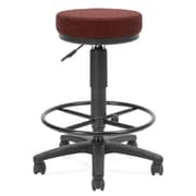"OFM 30.25"" Utilistool with Drafting Kit, Burgundy ( E902-DK-451)"