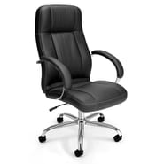 OFM 845123012307 Executive/Conference Chair, Black
