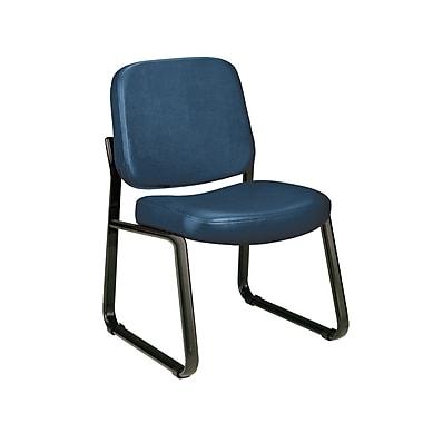 OFM Steel Guest/Reception Chair, Navy (405-VAM-605)