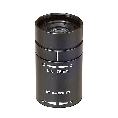 Elmo® T2015D 15 mm f/2 Lens For 1/2in. CCD Micro Cameras