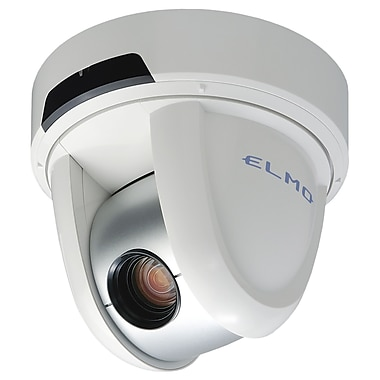 Elmo® PTC-400C Indoor PTZ Dome Color Camera