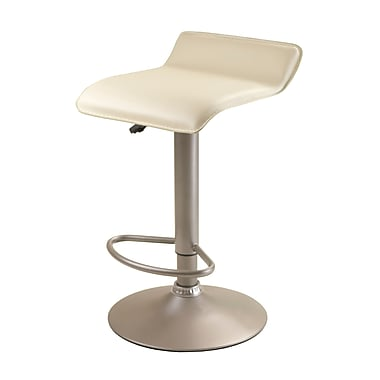 Winsome Airlift Swivel Stool, Beige