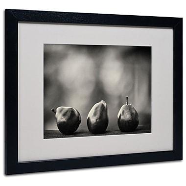 Trademark Fine Art 'Three Red Pears' 16