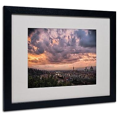 Trademark Fine Art 'Bloody Sky' 16