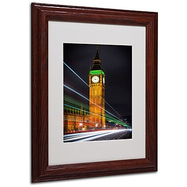 Trademark Fine Art 'Streams Over Westminster' 11