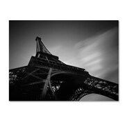 "Trademark Fine Art 'Eiffel 1' 18"" x 24"" Canvas Art"