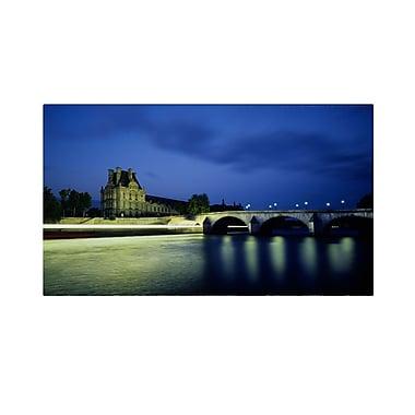 Trademark Fine Art 'Louvre' 18