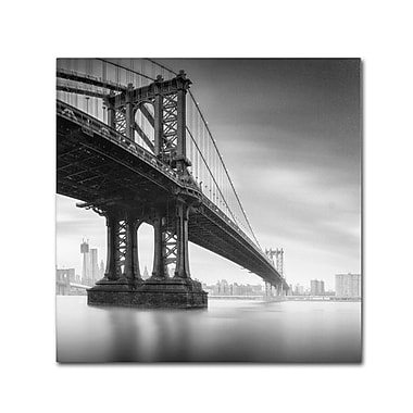 Trademark Fine Art 'Manhattan Bridge I' 14