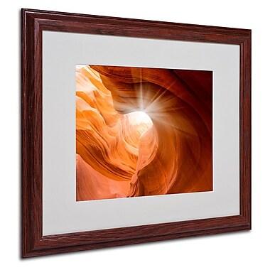 Trademark Fine Art 'Searching Light II' 16