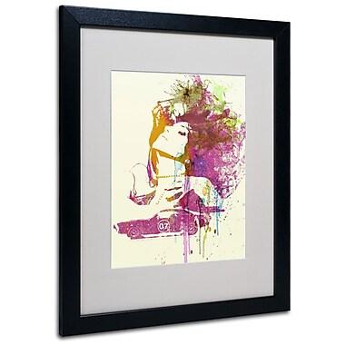 Trademark Fine Art 'Challenger Girl' 16