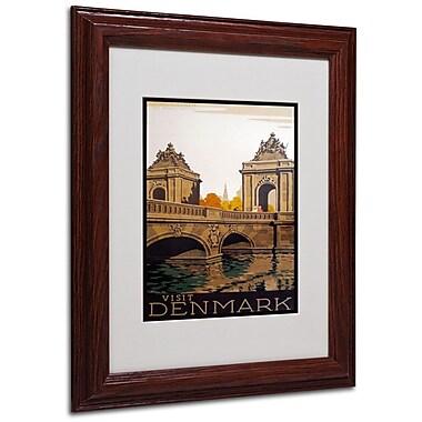 Trademark Fine Art 'Denmark' 11