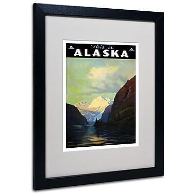 Trademark Fine Art 'Trav Alaska' 16