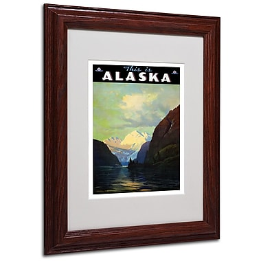 Trademark Fine Art 'Trav Alaska' 11