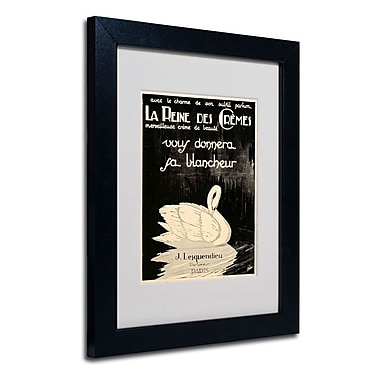 Trademark Fine Art 'Lesquendieu Cremes'