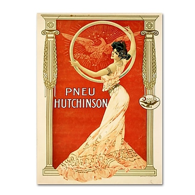 Trademark Fine Art 'Pneu Hutchinson' 35