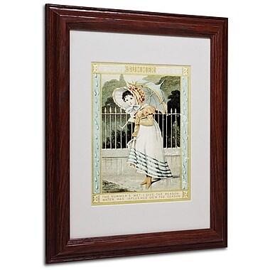 Trademark Fine Art 'Summer Rain' 11