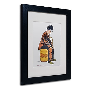 Trademark Fine Art 'Chaplin' 11