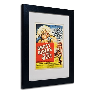 Trademark Fine Art 'Ghost Riders of the West'